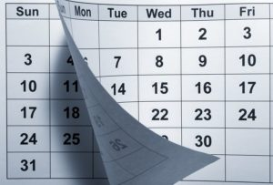 Calendar 300x203 - Important 2017 Tax Dates for American Expatriates