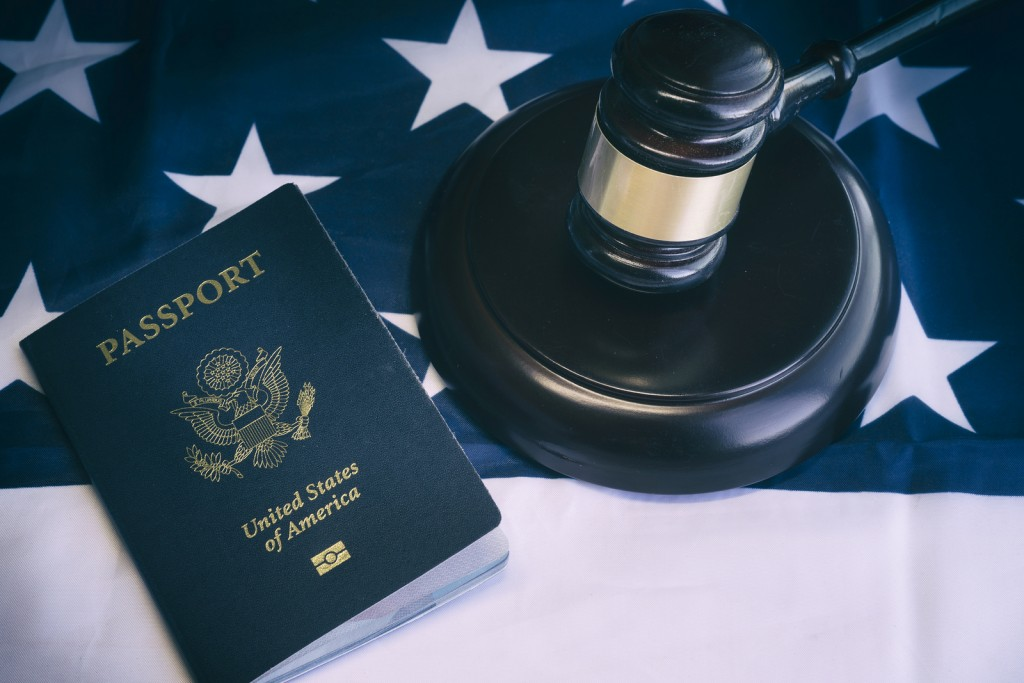 bigstock Us passport law legal citize 88376348 3 1024x683 - With Which Foreign Countries Does the United States Share Tax Information?