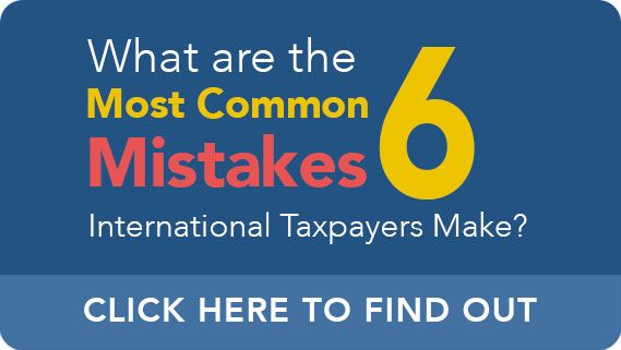 6 Common Taxpayer Mistakes