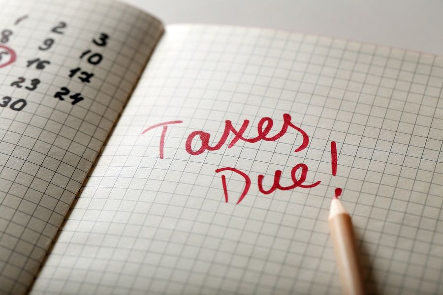 taxes - What Can Happen if a Taxpayer Fails to File Taxes?